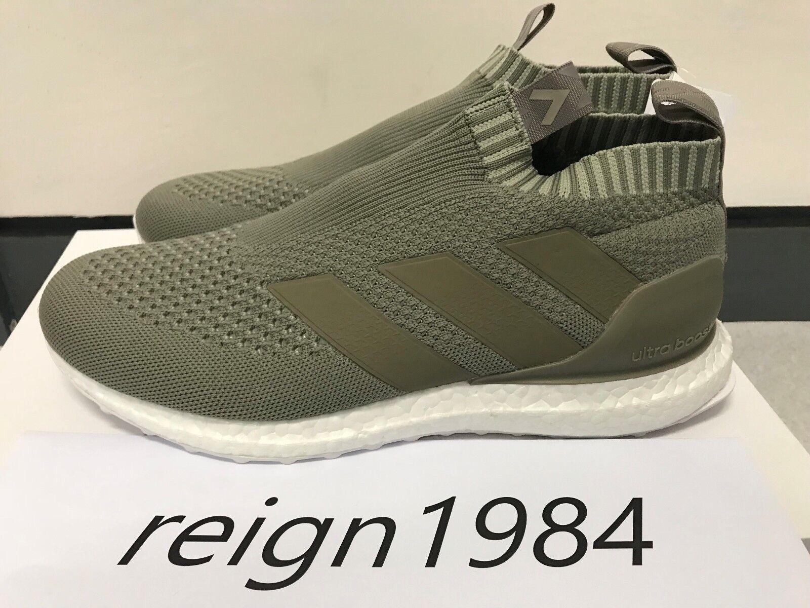 Adidas Ace 16+ Purecontrol Ultra Boost Clay Sesame CG3655 US 10