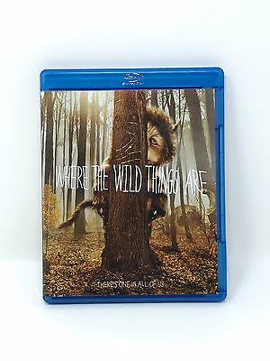 Where the Wild Things Are (Blu-ray/DVD, 2010) 883929068166 ...