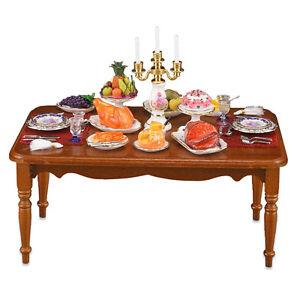 Reutter-Porzellan-Dinner-Table-Decorato-Dining-Tabella-Puppenstube-1-12-1-834-0
