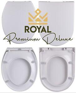 COPERCHIO WC Abbassamento Automatico SEDILE WC WC WC sedile coperchio by Royal  </span>