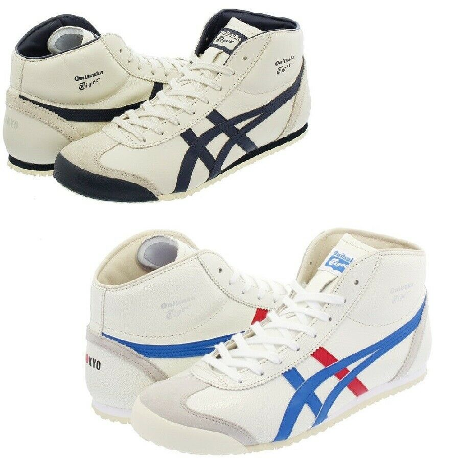New Onitsuka Tiger MEXICO MID RUNNER THL328 Freeshipping