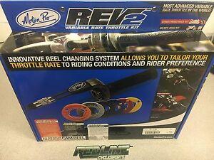 Motion Pro Rev2 Revolver 2 Variable-Rate Throttle Kit Kawasaki Ninja 250R