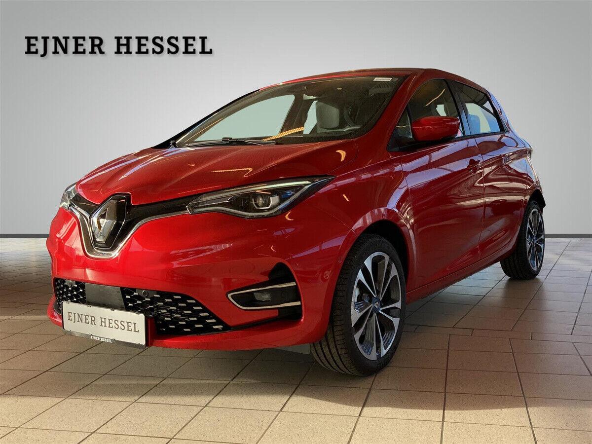 Renault Zoe  Intens 5d - 231.700 kr.