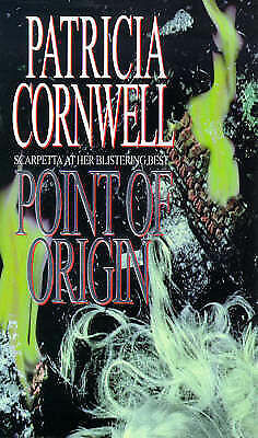 """""""AS NEW"""" Point Of Origin, Cornwell, Patricia, Book"""