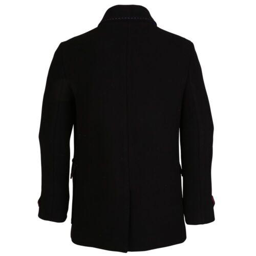 Hand Coat Holland Duffle Esquire Uk40 Black It50 Bnwt Customised XwqPgxEq