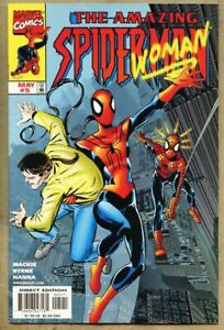Amazing-Spider-Man-5-1999-fn-6-5-Marvel-1st-app-of-new-Spider-Woman