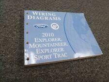 2019 Ford Explorer Electrical Wiring Diagrams Manual Xlt Limited Sport Platinum Ebay