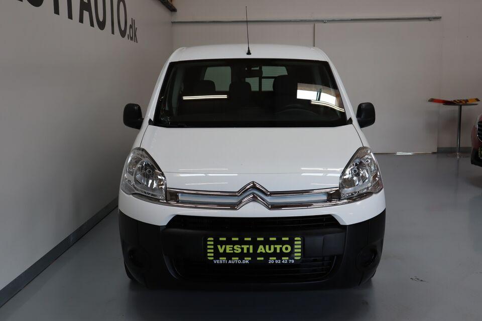 Citroën Berlingo 1,6 e-HDi 92 Cityvan E6G L1N2 Diesel aut.