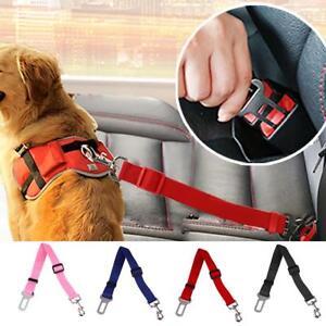 Auto-KFZ-PKW-Hundegurt-Sicherheitsgurt-Adapter-Anschnallgurt-fur-Hundegeschirr
