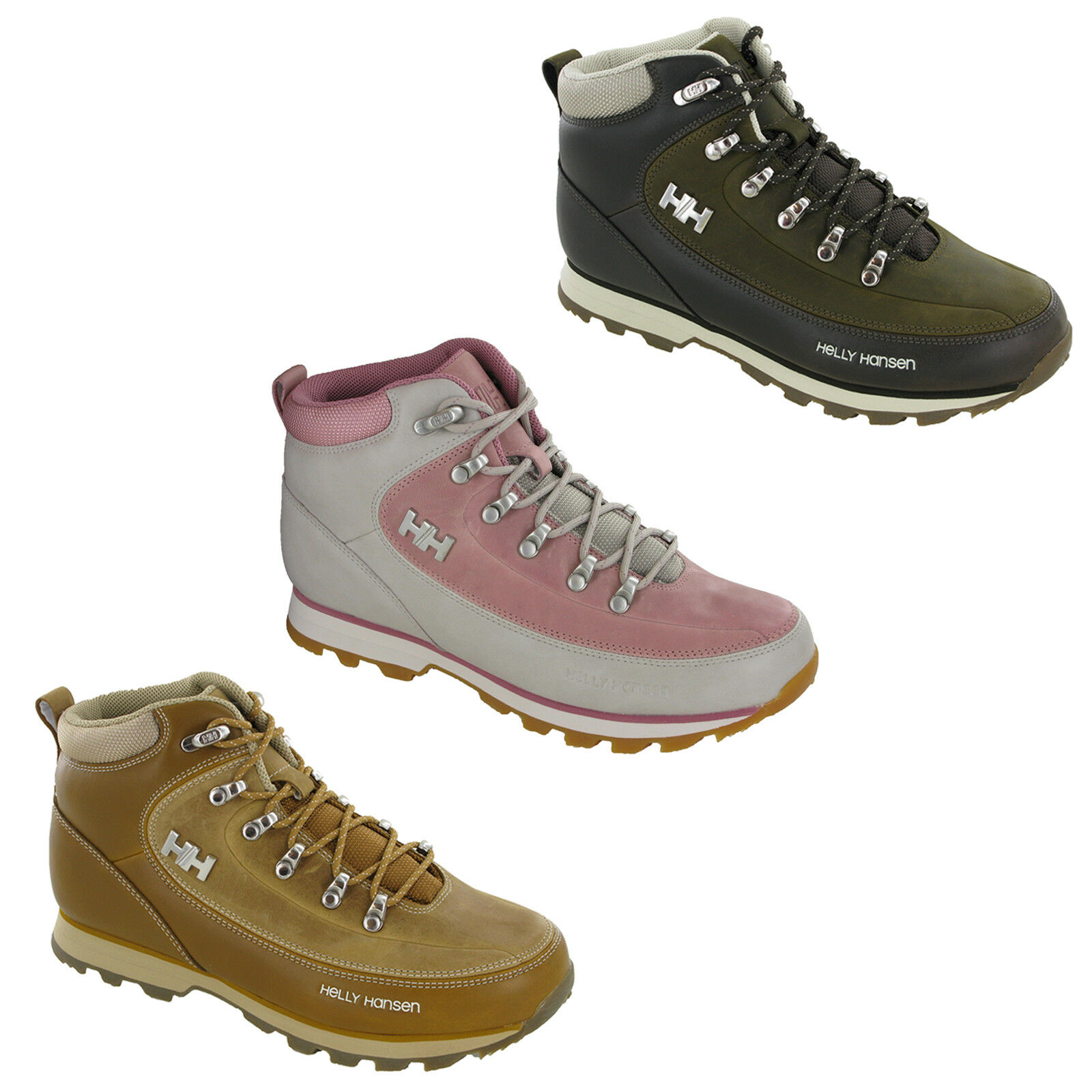 Helly Hansen  Herren Stiefel Forester Ankle Winter Water Repellant Walking Schuhes