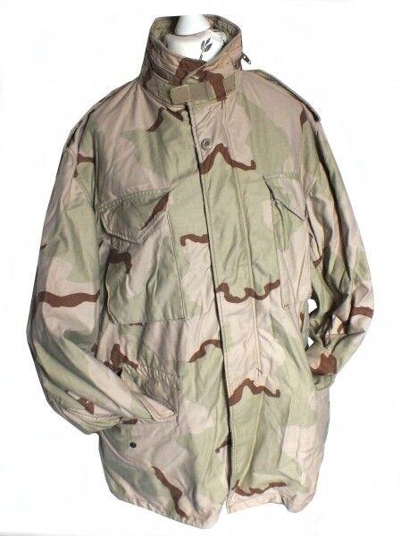 Us Army m65 DCU Desert Combat Uniform chaqueta, Parka, campo chaqueta, fieldparka, 3...