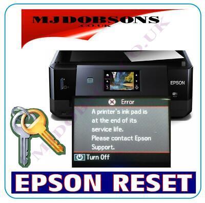 Reset Waste Ink Pad SERIES EPSON 401 208-400 XP 201-204