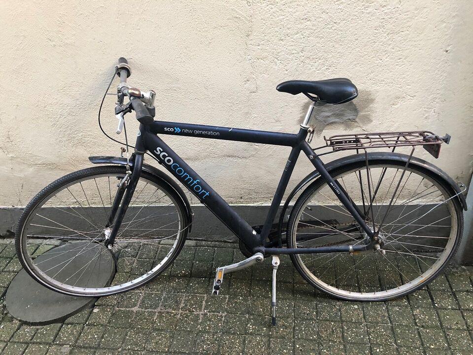 Herrecykel, SCO Comfort New Generation, 7 gear