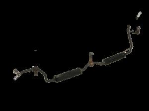 Servo Kühler Servoleitung Servokühler für Citroen C6 05-11 HDI 2,7 150KW