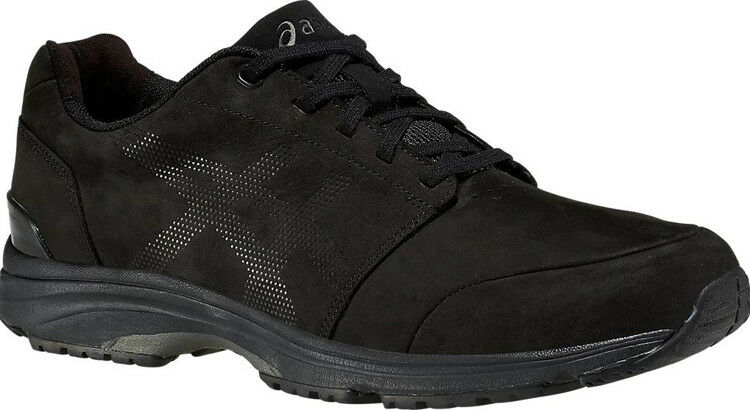 Asics Gel-Odyssey WR damen Walkingschuhe schwarz schwarz