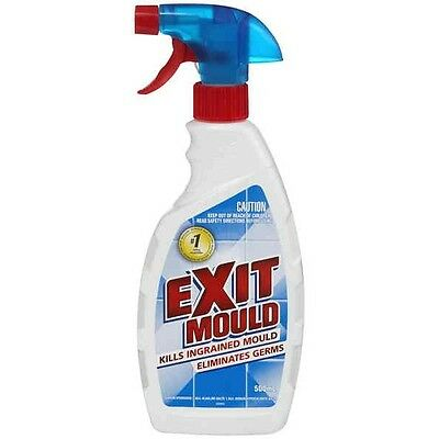 Exit Mould Trigger 500Ml NEW Cincotta Chemist