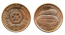 KM67 Tonga 1996 2 Seniti Uncirculated