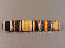 SELTEN, 6er Feldspange: EK, Somme, Ehrenlegion, Regimentskreuz