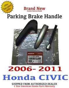 2006-2011 Honda Civic Emergency Parking Brake Handle Lever #47115-SNA-A82ZA