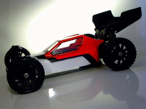 Phat corps Turbo Pour 14th Buggy Carrosserie Losi Mini 8 ight LC Racing EMB-1