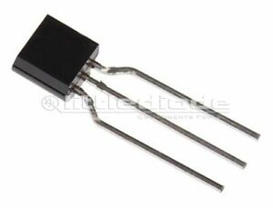 STMicroelectronics-L4931CZ50-AP-LDO-Regulator-250mA-5-V-2-3-Pin-TO-92