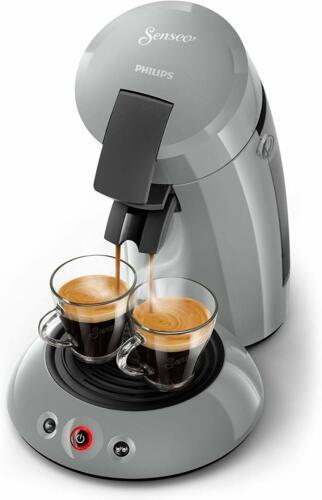 neutral Philips Orginal Senseo HD6553 Kaffeepadmaschine Kaffeemaschine Grau A