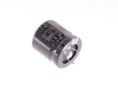 2x 10000uF 80V Radial Snap In Electrolytic Audio Capacitor 10000mfd 80VDC 10,000