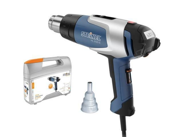 Steinel HL2020E Heat Gun with 9mm ROTuction Nozzle 2200W 240V