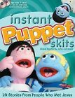 Instant Puppet Skits: 20 Stories from People Who Met Jesus by Mikal Keefer, John Cutshall (Mixed media product, 2002)