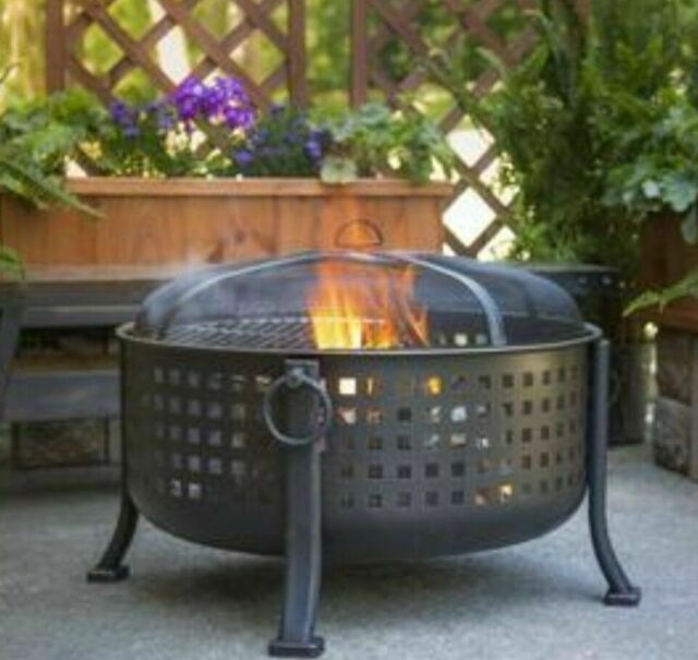 Steel Extra Large Fire Pit