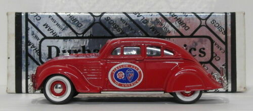 Chrysler Classics Durham 1 43 Scale Sur Red 1934 1 250 Dcj01 Airflow OxwqRT