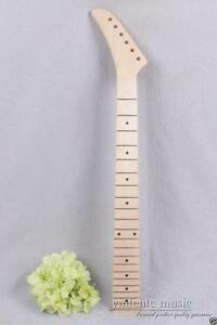 Men's Shoes Unfinished Maple Guitar Neck 22 Fret 25.5inch Electric Guitar Project