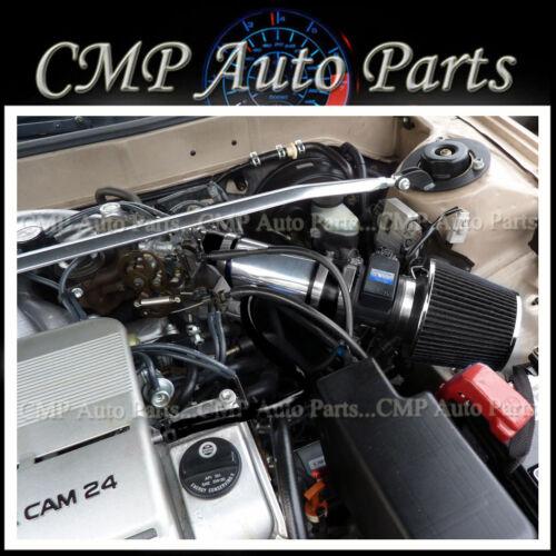 BLACK AIR INTAKE KIT FIT 1994-1996 TOYOTA CAMRY LEXUS ES300 3.0L V6 ENGINE