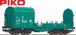 Piko-H0-58963-Offener-Schiebeplanenwagen-der-Mercitalia-NEU-OVP