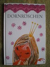 Dornröschen - Märchenbuch Bilderbuch Kinderbuch Bilder von Regine Grube-Heinecke