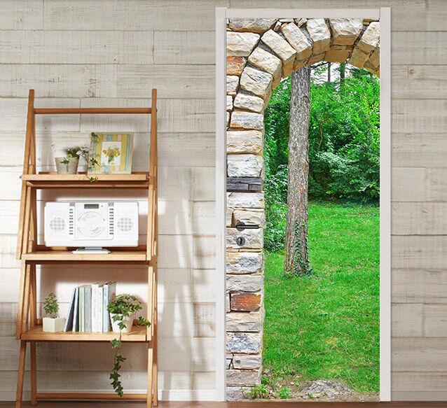3D Grasland Tür Wandmalerei Wandaufkleber Aufkleber AJ AJ AJ WALLPAPER DE Kyra    Erste Qualität    Bekannt für seine hervorragende Qualität    Schöne Kunst  fc0d44
