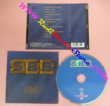 CD SBB Gold 1998 Austria KOCH 33751-2 no lp mc dvd vhs (CS53)