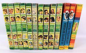 LOT-DE-13-VOLUMES-BRUGUERA-DIVERS-AUTEURS-BARCELONE-1958-1963