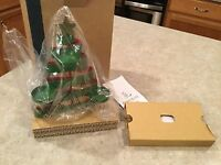 Partylite Ribbon Tree Tealight Holder Small P92041