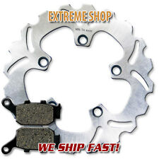 Yamaha Rear Brake Rotor + Pads FZ6R (2009-2015) XJ6 Diversion 600 N/F/S (09-13)