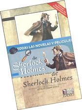 ARTHUR C. DOYLE´S AVENTURAS DE SHERLOCK HOLMES (THE ADVENTURES OF), EN ESPAÑOL