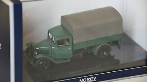 NOREV-159920-Citroen-Type-23-1946-Green-1-43