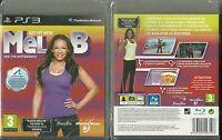 Jeu Ps3 Playstation 3 Fitness Et Aerobic Avec Mel B / Neuf Emballe / En Francais