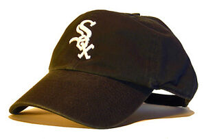 Chicago-White-Sox-Adjustable-MLB-Clean-Up-Logo-Baseball-Cap
