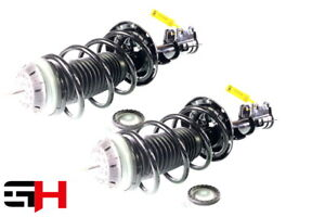 2x Complete Shock Absorber Strut Set Front Vauxhall Corsa D From 2006- Only: 1.3