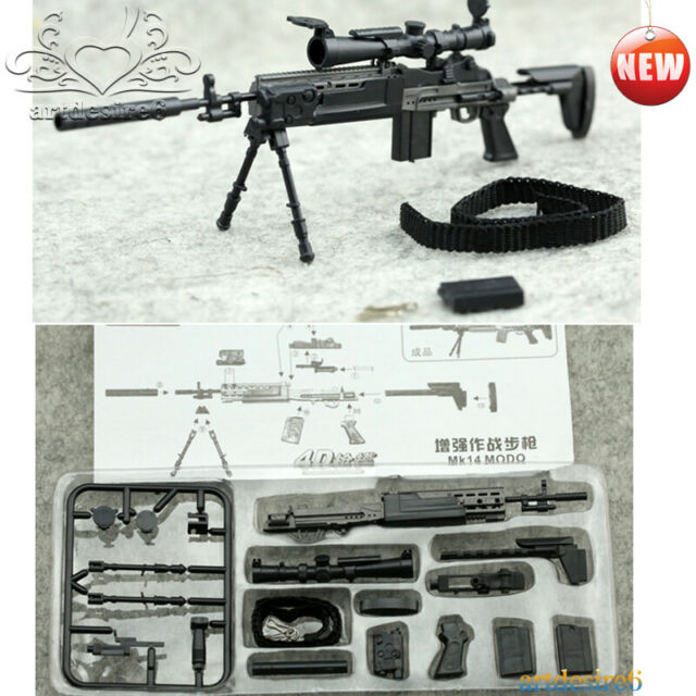 """1//6 Scale Beretta M9 Gun For 12/"""" Action Figure Police Model Weapon Soldier SWAT"""