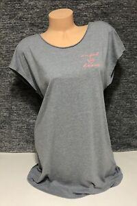 M//L VICTORIAS SECRET Sleep Shirt Pajama PJ Dress Tee T-Shirt Short Sleeve NWT