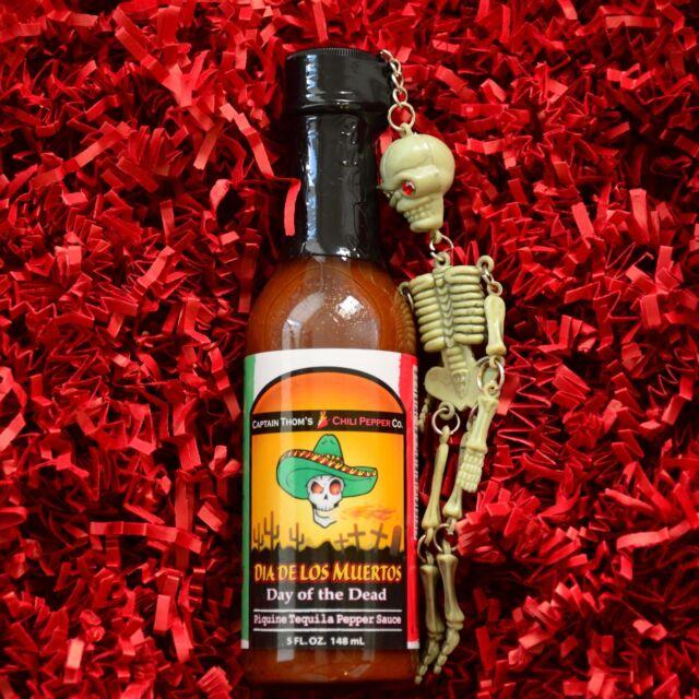 """""""día de los muertos"""" - Hot Chilli salsa"""