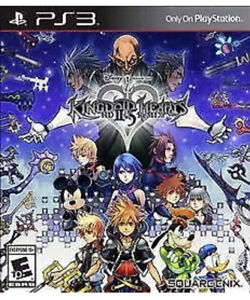 Kingdom Hearts 2.5 HD Remix PS3 PlayStation 3 Game Disc Only 57e