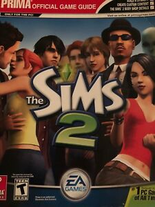 Sims 2 strategy guides & cheats   ebay.